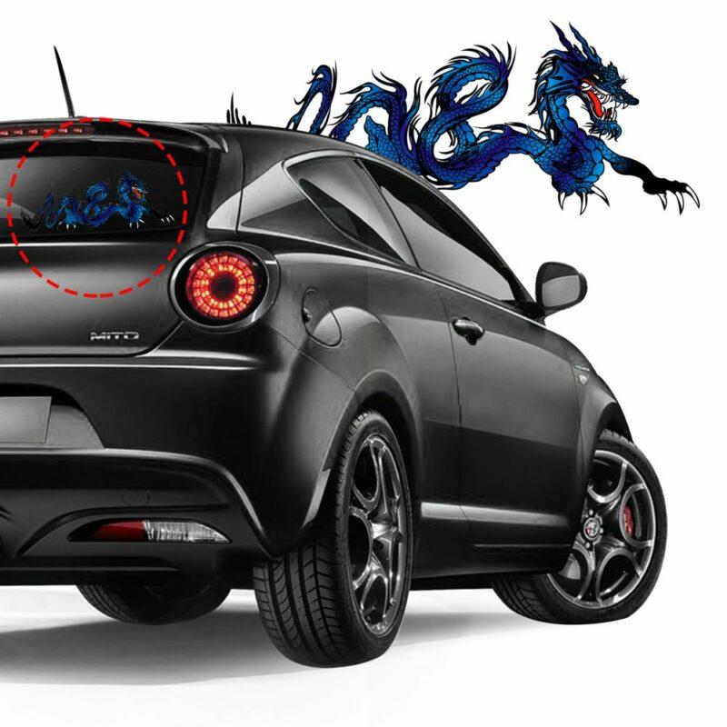 Adesivi Stickers Midi applicazie auto