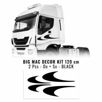 Decor Kit Universale Big Mac nero