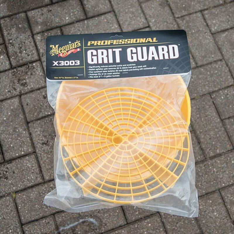 Meguiar's Grit Guard, griglia, confezione
