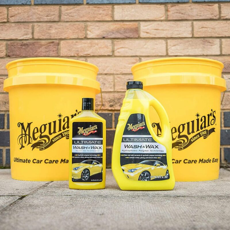Meguiar's Ultimate Wash and Wax formati