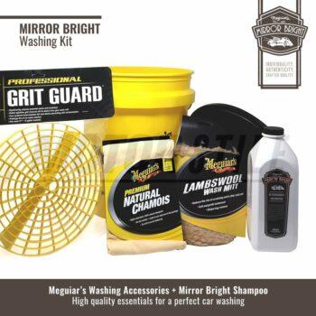 Meguiar's kit lavaggio Mirror Bright