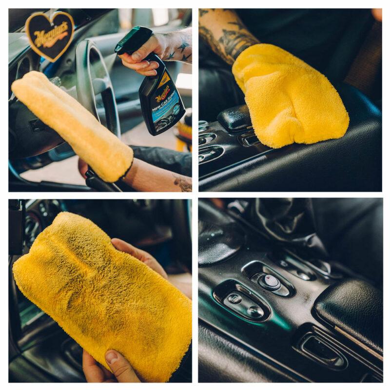 New car scent protector - utilizzo