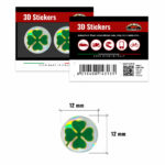 3D-Stickers-Quadrifoglio-12mm-14313-B