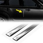 strisce adesive 3d cromate protettive per auto