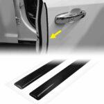 strisce adesive 3d rifrangenti per auto, nere