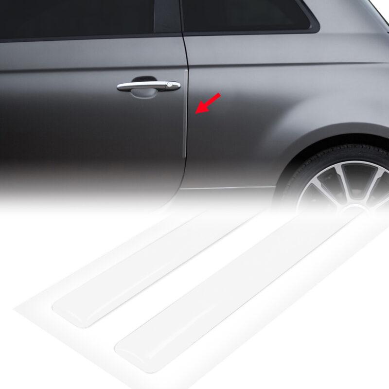 strisce adesive 3d trasparenti protettive per auto