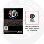 Patch-Toppa-Official-Logo-Alfa-Romeo-Etichetta