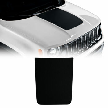 adesivo per cofano jeep renegade nero opaco