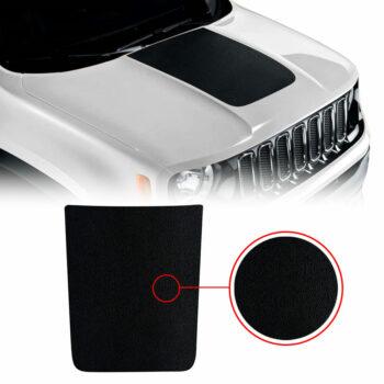 adesivo per cofano jeep renegade nero goffrato